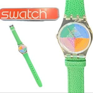 Vintage Swatch Watch NWT